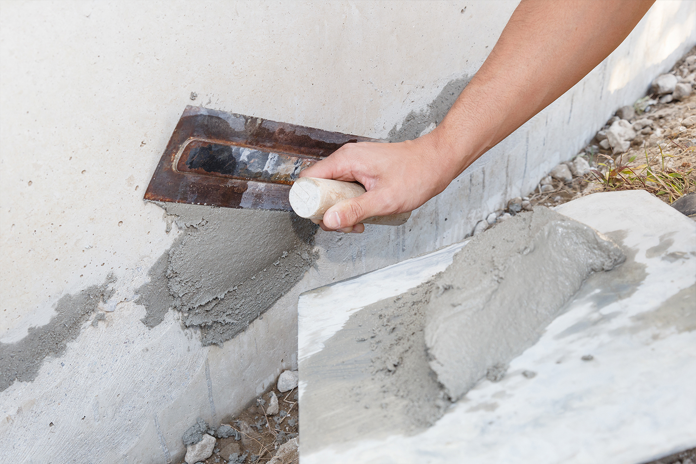 Cement Rendering Repairs